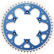 TALON YAMAHA YZ/YZF/WRF BLUE ALLOY REAR SPROCKET-choose gearing
