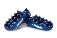 RHK Pursuit Pegs Yamaha YZ/YZF/WR - Blue