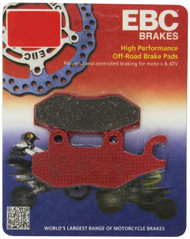 EBC MX Carbon Grafite Brake Pads