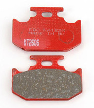 EBC Japanese Trail Biker Carbon Grafite Brake Pads FA152