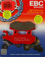 EBC Carbon Grafite Brake Pad FA165