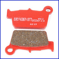 EBC YZ/WR Rear Grafite brake Pad FA367