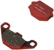 EBC Suzuki RM85 Rear Grafite brake Pad FA401