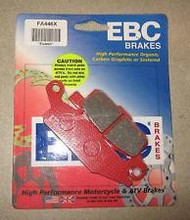 EBC YFM550/YFM700 Rear Left Brake Pad FA445