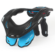 Leatt Neck Brace GPX 5.5  black/blue L/XL