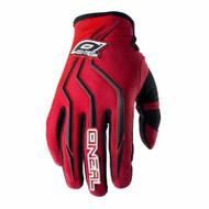 Oneal 2017 Youth Element Glove - Red
