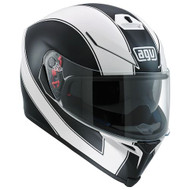AGV K5 Enlace White Matt/Black
