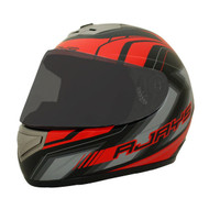 Rjay Apex II Matt Black/Red