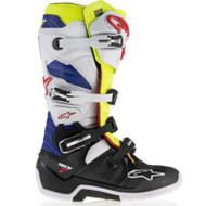 Alpinestar Tech 7 Boots -  WhiteFluBL