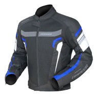 Dri Rider Air-Ride jacket BLK/BLU