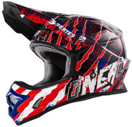 Oneal 3 Series Mercury Helmet Youth BLK/RED/WHT