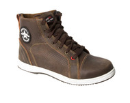 Motodry Air Brown Urban Riding Boot