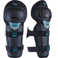 Oneal Pro III Carbon Look Knee Guards Adult Blk