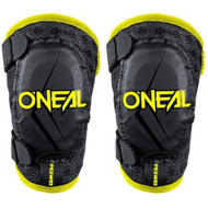 Oneal Peewee Elbow Guard Blk/Hi Viz (MD/LG)