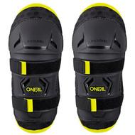 Oneal Peewee Knee Guard Blk/Hi Viz