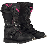 Oneal 2018 Youth Rider Boots Black / Pink