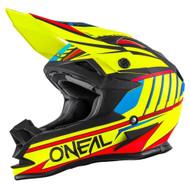 Oneal 2017 7 Series Chaser Helmet Hi Viz/Red/Yel