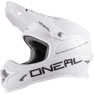 Oneal 2017 Adult 3 Series Helmet - Flat White