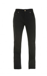 Bull-it Ladies Ebony SR6 Black Regular Jeans