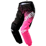 Oneal 2018 Youth Element Pants - Black / Pink