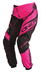 Oneal Youth Element Pants - Black / Pink SIZE 4/5