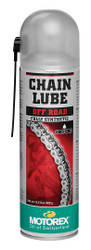 Motorex Chain Lube Off Road Fully Synthetic 500mL