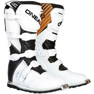 Oneal 2018 Rider Boots - White