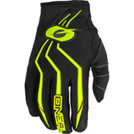 Oneal 2018 Youth Element Glove - Black / Hi-Viz