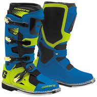 Gaerne 2017 SG-10 Boots Yellow / Blue