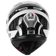 AGV K3 Pulse - White / Black / Gunmetal