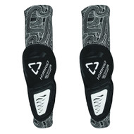 Leatt Junior Elbow Guard 3DF Hybrid - Black / White