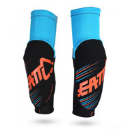 Leatt Junior Elbow Guard 3DF 5.0  - Blue / Orange