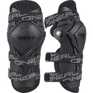 Oneal Pumpgun MX Adult Knee Guards - Black