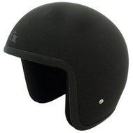 Scorpion Baron Helmet - Matt Black (No Studs)