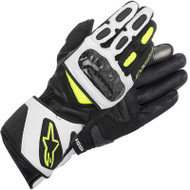 Alpinestars SP-2 Gloves - Black / White / Yellow
