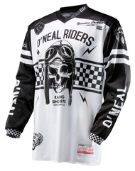 ONEAL ULTRA LITE LE 70 JERSEY BLACK