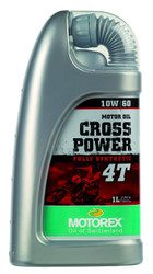 Motorex Cross Power Full Synthetic 4T 10W60 1L