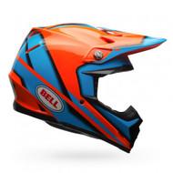 Bell Moto 9 ECE Helmet - Spark Orange