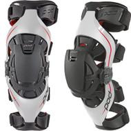 Pod K4 Knee Brace RT - Grey / Red