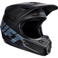 Shift 2017 WHIT3 Helmet - Matt Black
