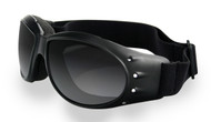 CRUISER GOGGLE, ANTI-FOG SMOKE LENS
