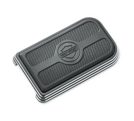 Burst Collection Brake Pedal Cover Pad - Large