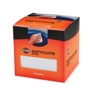 Harley-Davidson® Disposable Detailing Soft Cloths Dispenser Box