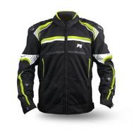 Motodry Rapid Jacket - Black / Fluro