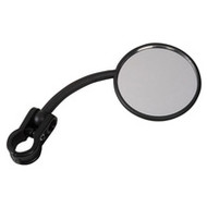 X Tech Enduro Mirror R/H Clamp-On Black