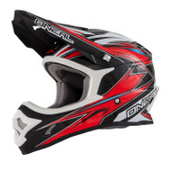 Oneal 3 Series Hurricane Helmet Black/Red