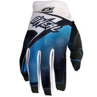 Oneal Jump Gloves Flow Blue