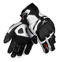 Rjays Canyon Gloves Black/White