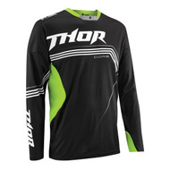 Thor Core Bend Jersey Black/Green