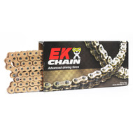 EK 525 QX-ring Heavy Duty Gold Chain 124 Link